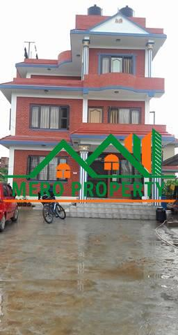 Flat For Rent At Thecho Lalitpur