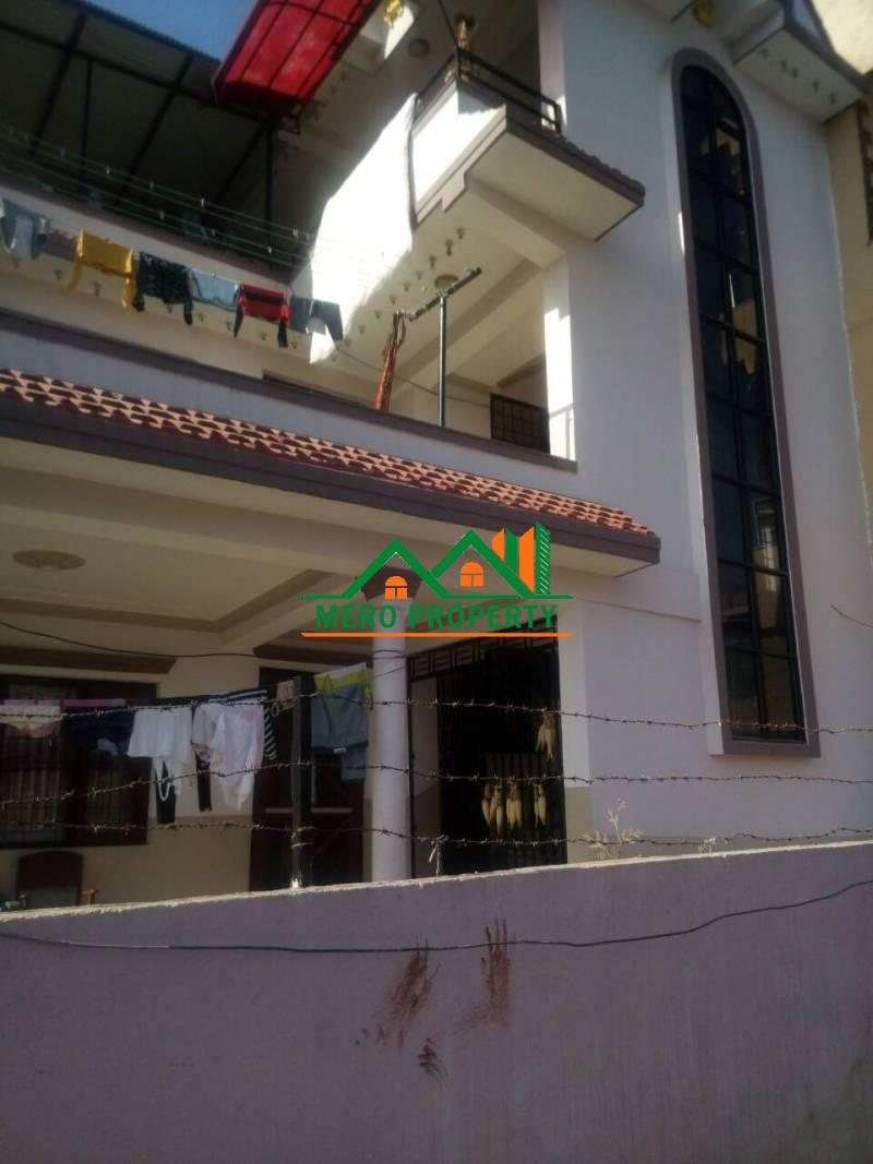 House For Sale At Balaju Purano Guhyeshwari Near