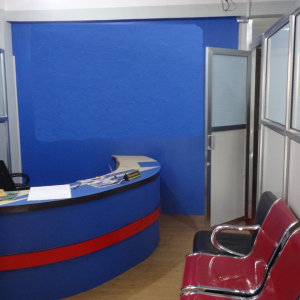 Commercial Office Space For sale at Bagbazar with Office Furnitures