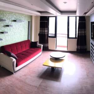 fully furnished residential apartment for rent at Janata Aawas, Bhainsepati