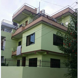 House for sale at Imadol, Near Kist Hospital
