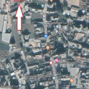 Land For Sale in Banepa Near tin Dobato