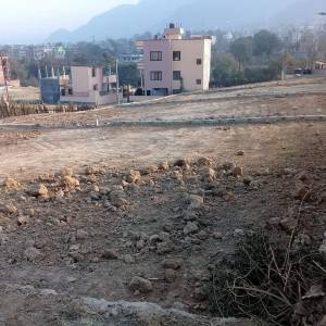 land for sale at high vision colony thankot